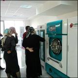 客户对我们洗涤设备都认可